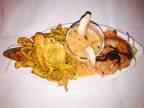 Pescados Y Mariscos Fish Seafood Don Pepe Peruvian Restaurant
